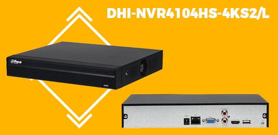 DAHUA DHI-NVR4104HS-4KS2L